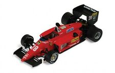Ferrari La Storia 1/43 Collection Ferrari 156-85  Brazilian GP 1985  R.Arnoux
