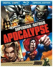 Superman/Batman: Apocalypse [Blu-ray NEW]