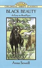 Black Beauty (Dover Children's Thrift Classics) Anna Sewell Paperback