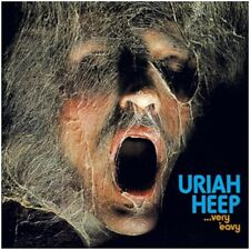 Uriah Heep - Very 'Eavy, Very 'Umble - New 2 x CD Album - Pre Order - 16th Sept