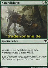4x Naturalisieren (Naturalize) Dragons of Tarkir Magic