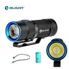 USB Rechargeable LED Flashlight Olight S1R 900LM CREE XM-L2 EDC Torch + Battery