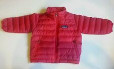 PATAGONIA BABY DOWN SWEATER RPN Rossi Pink  6M 6 month  NWT  girls coat winter