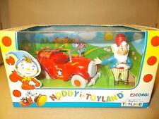 Boxed Corgi Noddy in Toyland Big Ears Toyland Fire Engine