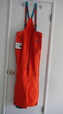 Marmot Snowboard Ski Women's Spire Pant 35550 Sunset Orange 9185 $360 NWT Sz L