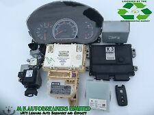 Suzuki Swift 1.5 VVT Model From 2005-2010 Complete ECU Kit With Key Barrel