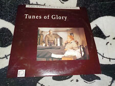 Tunes of Glory Criterion Laserdisc LD Alec Guinness Free Ship $30 Orders