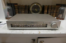 Luxman T-2 AM/FM Stereo Tuner ultimate high fidelity componet JAPAN