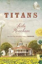 NEW Titans by Leila Meacham Hardcover Book (English) Free Shipping