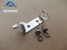 VOLVO AMAZON 122 140 1800 CARB LINKAGE ALUMINIUM MANIFOLD MOUNT.STAINLESS STEEL!