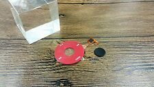 red clickwheel flex black key button fr ipod 6th gen classic 80gb 120gb 160gb u2