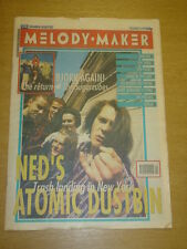 MELODY MAKER 1991 DEC 14 NEDS ATOMIC DUSTBIN NIRVANA
