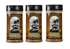 Everglades Seasoning Cactus Dust Mesquite NO MSG 3 Pack Best BBQ Grilling Ever!