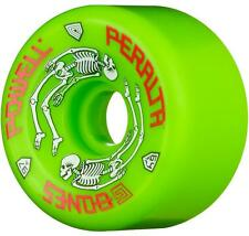 POWELL PERALTA - G Bones #2 - Green - 64mm / 97A Skateboard Wheels - Old School