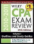 Wiley CPA Examination Review, Outlines and Study Guides (Wiley Cpa Examination R