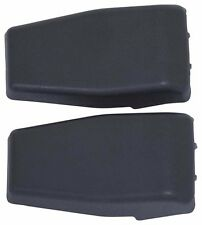 Replacement Liftgate Hinge Covers Black Plastic Jeep Wrangler JK 2007-2017 70016