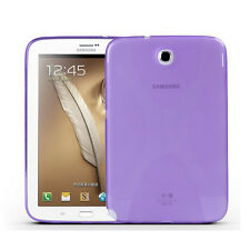 TPU Gel Soft Jelly Cover Case For Samsung Galaxy Note 8.0 N5100 Tablet