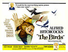 The Birds Movie Poster Alfred Hitchcocks Classic A1 A2 A3 A4 Sizes
