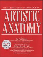 Artistic Anatomy by Paul Richer (1986, Paperback)