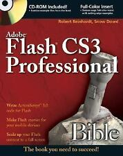 Adobe Flash CS3 Professional Bible-ExLibrary