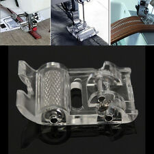 Low Shank Roller Sewing Machine Foot Leather Fit Brother Janome Singer Elna