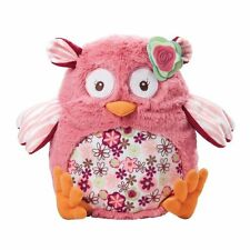 Nat & Jules Owl Plush Soft Toy - Ages 0+ - CE Marked - Baby Nursery Gift