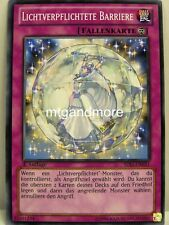 Yu-Gi-Oh - 1x Lichtverpflichtete Barriere - SDLI - Realm of Light