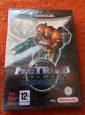 gamecube METROID PRIME 2 ECHOES factory sealed NEW
