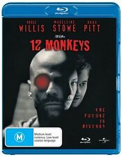 12 Monkeys : NEW  Blu-Ray