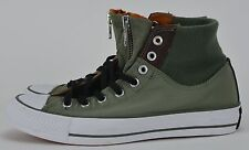CONVERSE CHUCK TAYLOR ALL STAR MA-1 ZIP HI SIZE 8 149397C OLIVE SUBMARINE GREEN