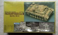 Gunze Sangyo 1/35 Panzerkampfwagen III Ausf N- High Tech Model Kit #705:8000