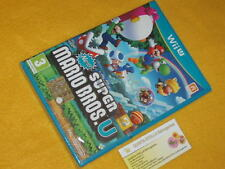 NEW SUPER MARIO BROS U Nintendo Wii u NUOVO SIGILL. UFFICIALE ITALIANO NO IMPORT