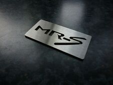 MR-S Ashtray badge Spyder Midship Roadster MR2