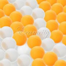 24X Ping Pong Ball Beer Pong Table Tennis Lucky Dip Gaming Lottery Draw 2 Color