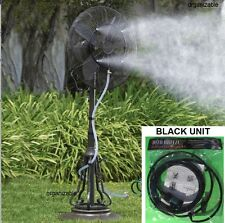clip on MISTING KIT outdoor fan mist sprinkler sprayer water patio plant MISTER