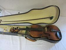 Una molto vecchio violino 4/4 Con Valigetta Nr 2146
