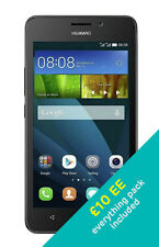 Huawei Y3 Android Smart Phone on EE Pay As You Go Including £10 Everything Pack