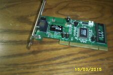 ETHERNET CARD LPC1810 CD  RJ 45 PORT UNBRANDED PCI