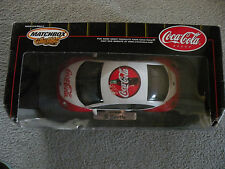 "Matchbox Coca-Cola collectables large scale 9"" 1999 Volkswagen Beetle"