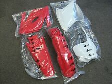 NEW UFO HONDA BODY KIT PLASTIC FENDERS NUMBER PLATES CRF150F CRF230F CRF 150 230