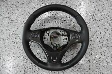 2009 BMW M3 STEERING WHEEL ASSEMBLY Autotecknic Carbon Fiber E82 E90 E92 E93 6MT