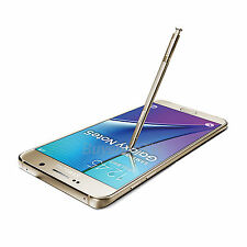 Samsung Galaxy Note 5 DUAL SIM  ( Unlocked ) 4G LTE 64GB 5.7in 16MP 4GB RAM Gold