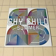 Shy Child - Summer 2007 Promo CD 8Trk #116