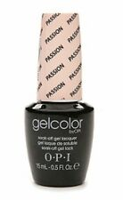 OPI Gelcolor Soak-Off Gel Lacquer PASSION - .5 oz 15mL - GCH19