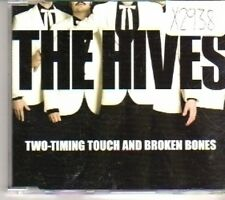 (CT698) The Hives, Two-Timing Touch And Broken Bones - 2004 DJ CD