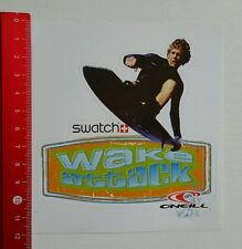Aufkleber/Sticker: swatch wake attack O'Neill (20101692)