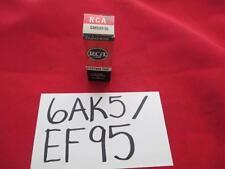 RCA Electron Tube NOS 6AK5/EF95