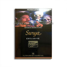 Gudang Garam Surya Exclusive 16 Kretek Filter (7 Packs)