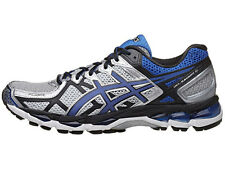 ASICS GEL-KAYANO 21 RUNNING SHOES MEN SZ 6 LIGTHNING ROYAL BLACK T4H2N 9159
