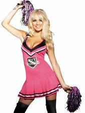 Ladies Sexy Ann Summers Foxy Ranger Cheerleader fancy dress up size 10 xmas